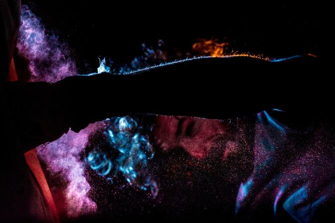 Neon Western. phot. Marcin Lewandowski / soundofphotography.com